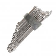Набор ключей рожкнакидных. 12 шт.М 6-22 мм