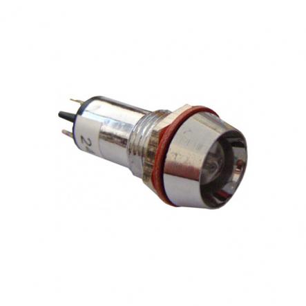 Сигнальная арматура AD22C-12 красная 24V AC/DC - 1