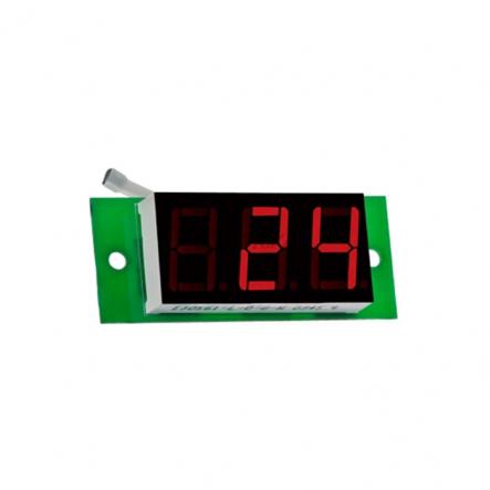 Термометр ТМ-19 красный DigiTOP - 1