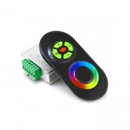 Контроллер #55/1 black RGB 18 А Радио - Сенсорный