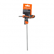 Ключ TORX Т-образная рукоятка Т30 5,5*150 STURM