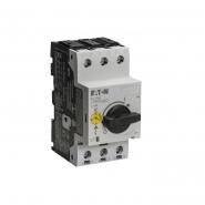 Автоматический выключатель защиты двигателя PKZM0-1 (0,63-1А) MOELLER