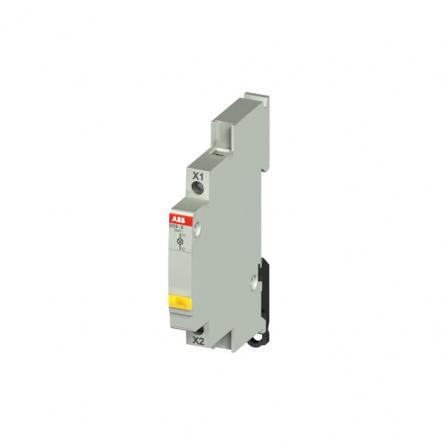 Индикатор Е219-Е(желтый) 0,5 модуля - 1