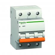 Автоматический выключатель Schneider Electric  ВА 63 3п 50А  11228