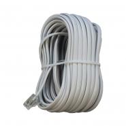 Телефонный кабель TC6P4C-7.5M, 6P4C,  7.5 м
