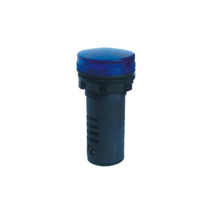 Сигнальная арматура матричная АСМ22/220 АС/DC С синяя IP54 ПРОМФАКТОР - 1