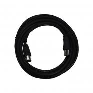 Антенный кабель-удлинитель, Cablexpert CCV-515-3M , 3,0 м , 0,75 Ом