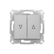 Выключатель для жалюзи с электронной блокировкой Sedna
