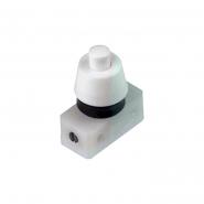 Кнопка для светильников  настольных и бра маленькая