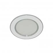 Светильник светодиодный Feron 9W круг белый 720Lm 4000K 116*28mm d90mm (119*29mm d84mm)