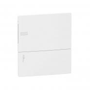 Щит распределительный врезной Schneider Electric Mini Pragma на 8 модулей Белая дверь