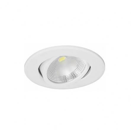 Светильник FERON COB 5W белый круг 375Lm 4000K - 1