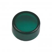 Колпачек сменный IEK для AL-22TE зеленый сигнальный d22 неон / 240В цилиндр