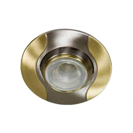 Свет-к точечн. R-50 титан-золото D/L E14 - 1
