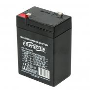 Аккумуляторная батарея EnerGenie BAT-6V4.5AH 6B 4.5Ач