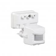 Датчик движения IEK ДД 019 белый 1100 Вт радиус 120град.,12м IP44 арт. LDD13-019-1100-001