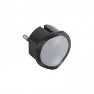 Ночник Legrand 050679 LED портативный чёрный