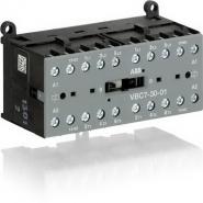 Миниконтактор реверсивный VBC7-30-01-24DC ABB