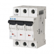 Автоматический выключатель MOELLER PL4- C 10/3 (откл. спос. 4,5кА)