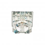 Светильник точечный Feron JD61  G9 35W прозрачный  хром