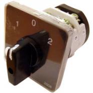 Переключатель пакетный ПКП Е-9 40А/2,832 (1-0-2) 2 полюса АСКО-УКРЕМ