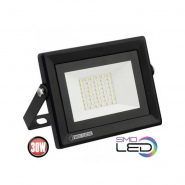 Прожектор PARS  SMD LED 30W 6400K ІР65 2400Lm/60/