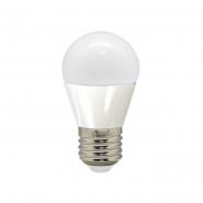 Лампа светодиодная LB-95 G45 230V 5W 400Lm  E27 2700K Feron