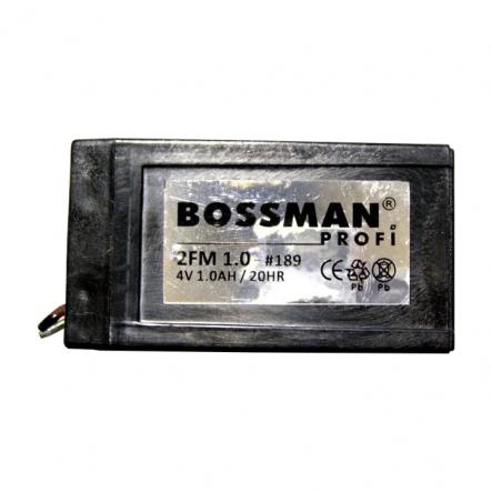 Аккумуляторная батарея 4V 1.0AH Bosman profi - 1