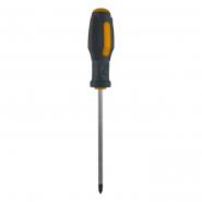 Отвертка  обрезиненная PH3x150мм СИЛА-Инструмент