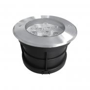 Светильник грунтовый  Feron SP4113 9W 230V  6400K 630Lm  , 150*90mm