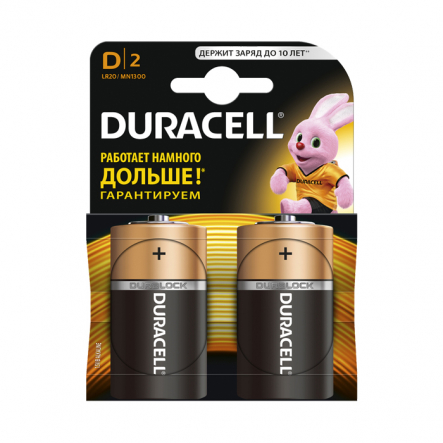 Батарейка Duracell D/LR20 MN1300 - 1