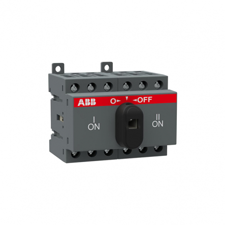 Силовой разьединитель ОТ 16F3С 16А 3-положения АВВ - 1