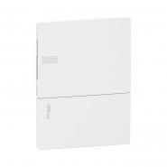 Щит распределительный врезной Schneider Electric Mini Pragma на 6 модулей Белая дверь