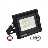 Прожектор PARS SMD LED 20W 6400К ІР65 1600Lm/40/