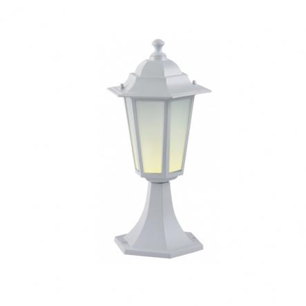 Светильник садово - парковый Palace A04 60W E27 белый - 1