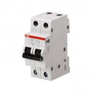 Автоматический выключатель ABB SH202 C6 2п 6А