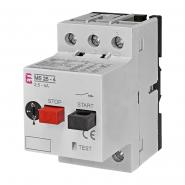 Автоматический выключатель защиты двигателя MS 25-4,0 ETIMAT