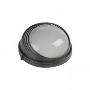 Светильник НПП1107 черный-круг ресничка  100Вт IP54 ИЕК