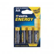 Батарейка VARTA Energy AA BLI 4