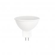 Лампа  LED  DELUX JCDR 5Вт 2700K 220В GU5.3