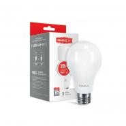 Лампа LED A80 20W 3000K 220V E27