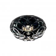 Светильник точечный Feron JD178 35W G9 прозрачный,основа черный