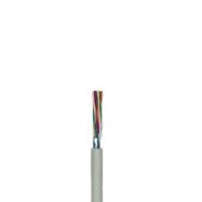 Провода для охранной и пожарной сигнализации экранированный J-Y (St) Y 2х2х0,8
