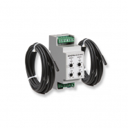 Терморегулятор для систем антиобледенения на DIN рейку,16A ECO910  ENSTO