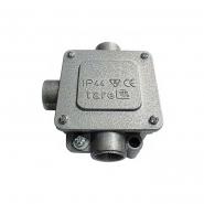 Коробка монтажная металлическая Р16/3,ІР 44,400В,5*6 ЕNEXT