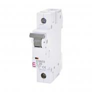 Автоматический выключатель ETI С 20A 1p 6кА 2141517