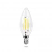 Лампа светодиодная Feron LB-58 C37 4W 400Lm 230V 2700K E14