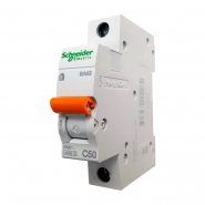 Автоматический  выключатель Schneider Electric  ВА 63 1п 50А 11208