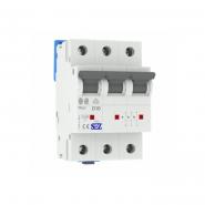 Автоматический выключатель СЕЗ PR 63 D 25А 3р