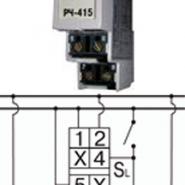 Реле времени Электросвит с отсчетом после выключения РЧ-415 220В, 10А